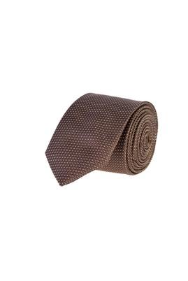 Erkek Giyim - TOPRAK 65 Beden Desenli İnce Kravat
