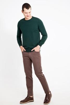 Erkek Giyim - VİZON 56 Beden Spor Desenli Pantolon