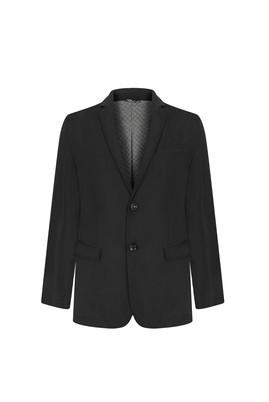 Erkek Giyim - KOYU LACİVERT 48 Beden Technical Blazer Mont / Ceket
