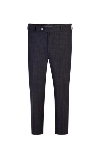 Erkek Giyim - Klasik Ekose Pantolon