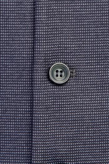 Erkek Giyim - Kuşgözü Klasik Yelek