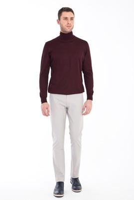 Erkek Giyim - KUM 54 Beden Desenli Spor Pantolon