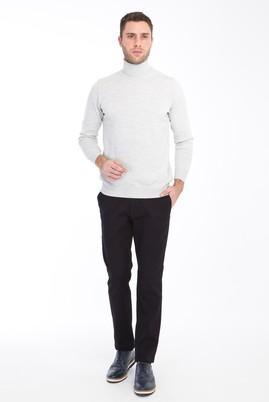 Erkek Giyim - SİYAH 54 Beden Spor Pantolon