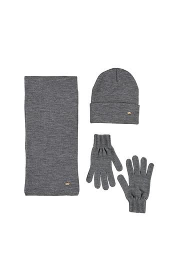 Erkek Giyim - Atkı&Bere&Eldiven Takımı