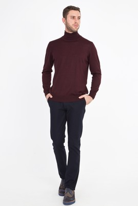 Erkek Giyim - LACİVERT 52 Beden Spor Pantolon