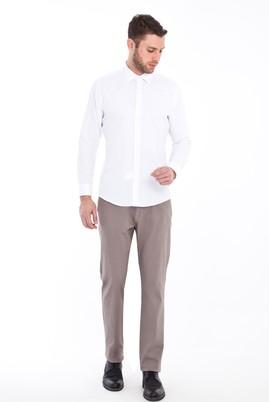 Erkek Giyim - VİZON 52 Beden Spor Kuşgözü Pantolon