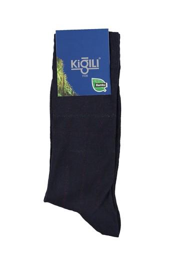 Erkek Giyim - Bambu Desenli Çorap