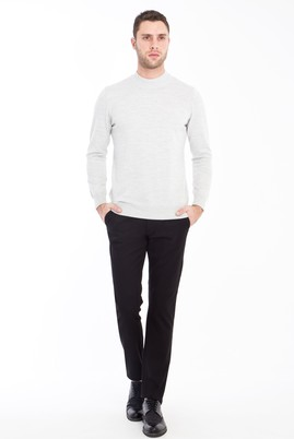 Erkek Giyim - SİYAH 48 Beden Spor Pantolon