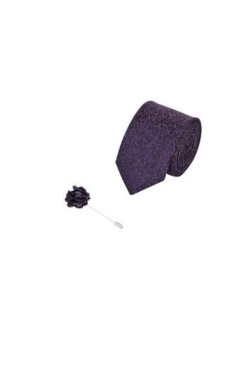 Erkek Giyim - 2'li Kravat Yaka İğnesi Set