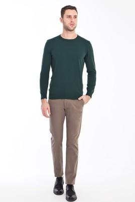 Erkek Giyim - TOPRAK 48 Beden Slim Fit Spor Pantolon