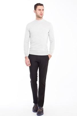 Erkek Giyim - HAKİ 56 Beden Spor Kuşgözü Pantolon