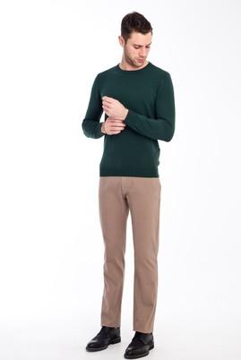 Erkek Giyim - AÇIK KAHVE - CAMEL 52 Beden Spor Kuşgözü Pantolon