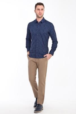 Erkek Giyim - BEJ 54 Beden Spor Kuşgözü Pantolon