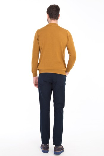 Erkek Giyim - Desenli Spor Pantolon