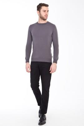 Erkek Giyim - SİYAH 50 Beden Denim Pantolon