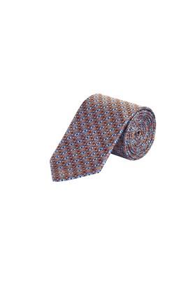 Erkek Giyim - ORTA FÜME  Beden Desenli Kravat