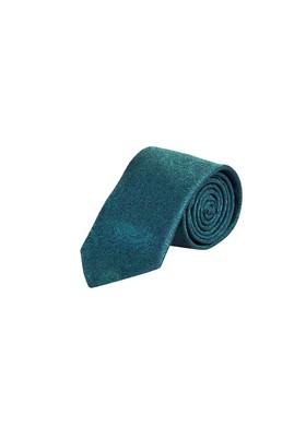 Erkek Giyim - ZÜMRÜT YEŞİLİ  Beden Desenli Kravat
