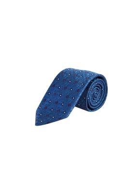 Erkek Giyim - KOYU MAVİ  Beden Desenli Kravat