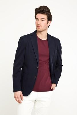 Erkek Giyim - Lacivert 48 Beden Spor Ceket