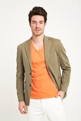 Erkek Giyim - YAG YESILI-OLIV 48 Beden Spor Ceket