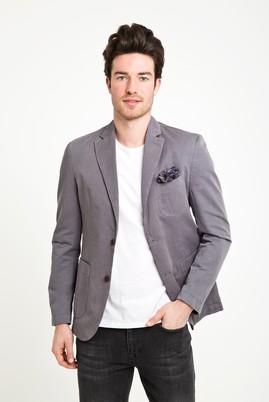 Erkek Giyim - ORTA FÜME 46 Beden Spor Ceket