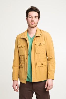 Erkek Giyim - SAFRAN 52 Beden Mevsimlik Bonded Mont