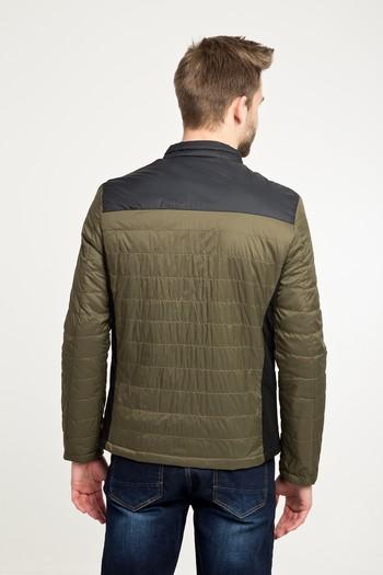 Erkek Giyim - Slim Fit Mevsimlik Mont