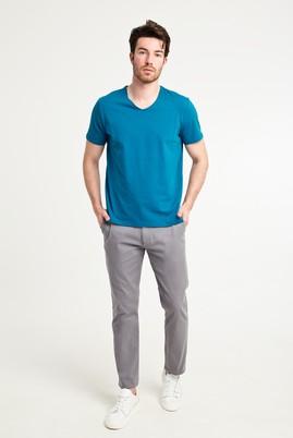 Erkek Giyim - AÇIK GRİ 48 Beden Spor Pantolon