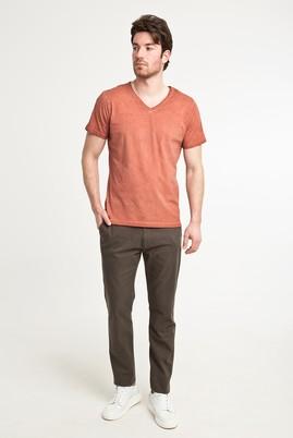Erkek Giyim - YAG YESILI-OLIVE 50 Beden Spor Pantolon