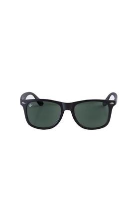Erkek Giyim - SİYAH  Beden UV Korumalı Kemik Çerçeveli Güneş Gözlüğü