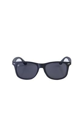 Erkek Giyim - ORTA GRİ  Beden UV Korumalı Kemik Çerçeveli Güneş Gözlüğü