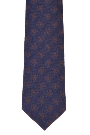 Erkek Giyim - Desenli Yünlü Kravat