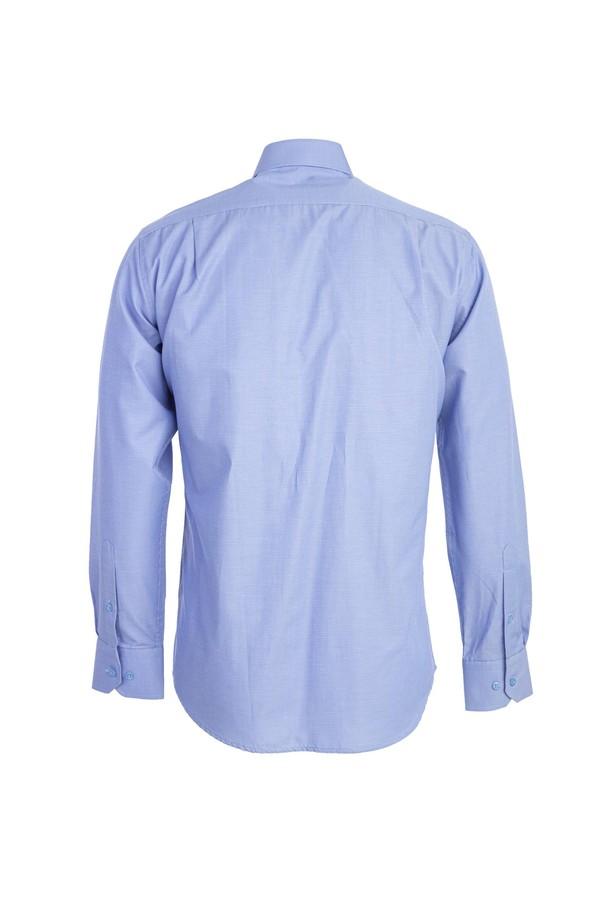 Uzun Kol Regular Fit Kareli Gömlek