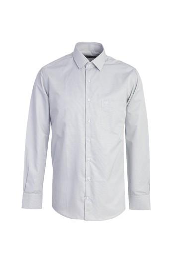 Erkek Giyim - Uzun Kol Regular Fit Kareli Gömlek