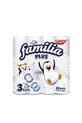 Erkek Giyim -   Beden Familia Plus 3 Katlı Tuvalet Kağıdı 32 Adet
