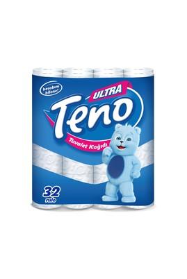Erkek Giyim -   Beden Teno Ultra Çift Katlı Tuvalet Kağıdı 32 Adet