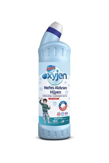 Erkek Giyim - Bingo Oxyjen Çamaşır Suyu Derinlemesine Hijyen 750 ml