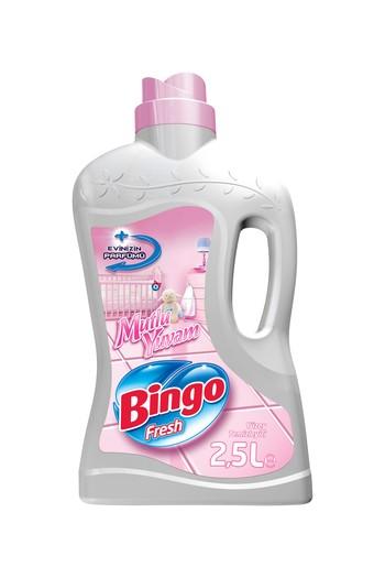 Erkek Giyim - Bingo Fresh Yüzey Temizleyici Mutlu Yuvam 2,5 lt