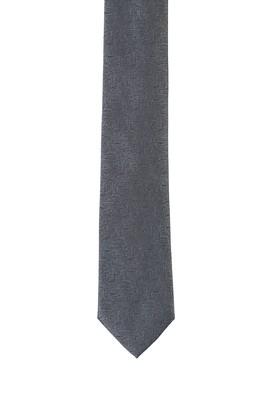 Erkek Giyim - AÇIK GRİ 165 Beden Desenli Kravat