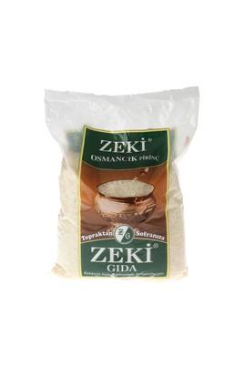 Erkek Giyim -   Beden Zeki Osmancık Pirinç 5 kg