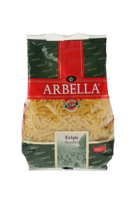 Erkek Giyim -   Beden Arbella Makarna Erişte 500 gr