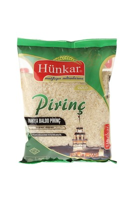 Erkek Giyim -   Beden Hünkar Trakya Baldo Pirinç 1 kg