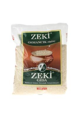 Erkek Giyim -   Beden Zeki Osmancık Pirinç 2.5 kg