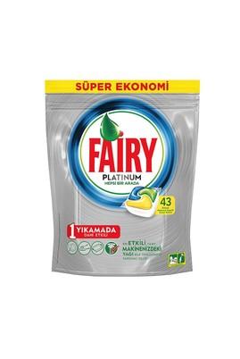 Erkek Giyim -   Beden Fairy Platinum Tablet 43'lü