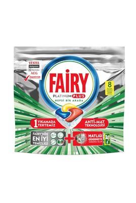 Erkek Giyim -   Beden Fairy Platinum Plus 8'li