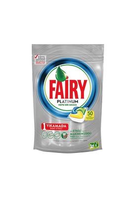 Erkek Giyim -   Beden Fairy Platinum 50'li Tablet