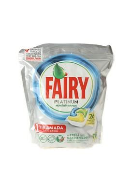 Erkek Giyim -   Beden Fairy Platinum Tablet 26'lı