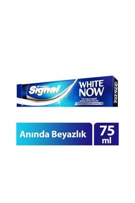 Erkek Giyim -   Beden Signal White Now Diş Macun 75 ml
