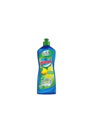 Erkek Giyim - Bingo Sıvı Bulaşık Deterjanı Limon 675 ml