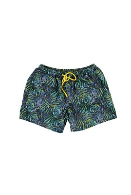 Erkek Giyim - LACİVERT 60 Beden Deniz Şortu